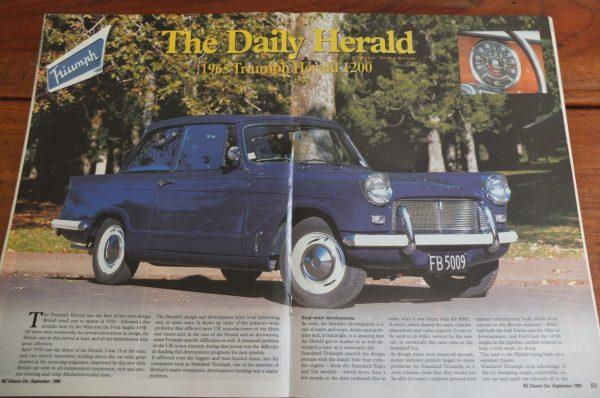 1965 Triumph Herald