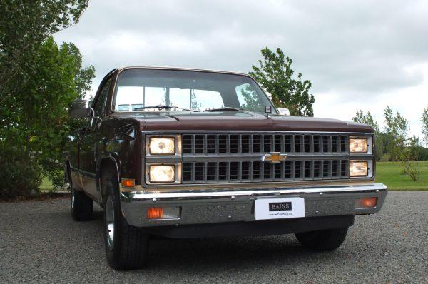 1982 Chevrolet Scottsdale