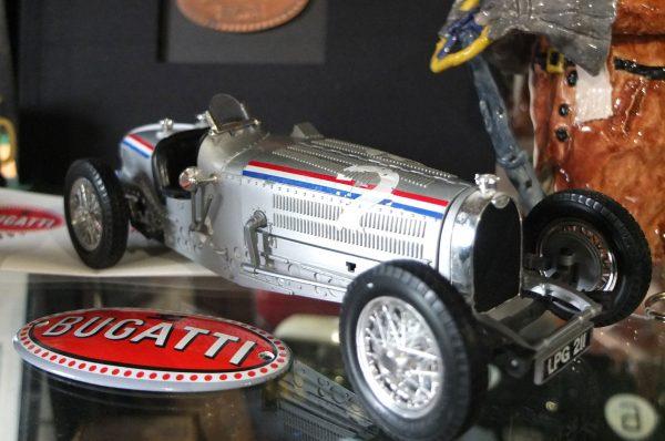 1934 Type 59 Bugatti Model