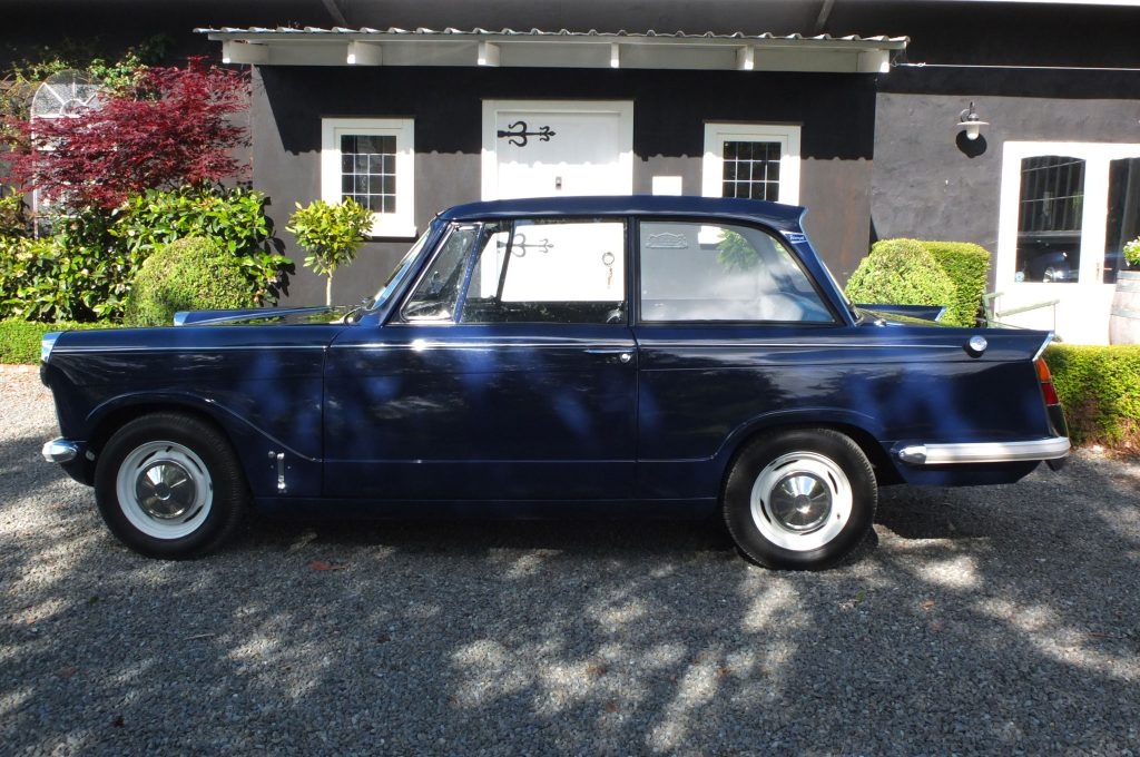 1965 Triumph Herald - Bains Classic Motor House