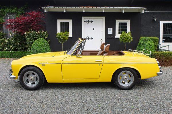 1968 Datsun Fairlady - Bains Classic Motor House