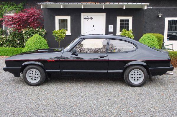 1982 Ford Capri - Bains Classic Motor House