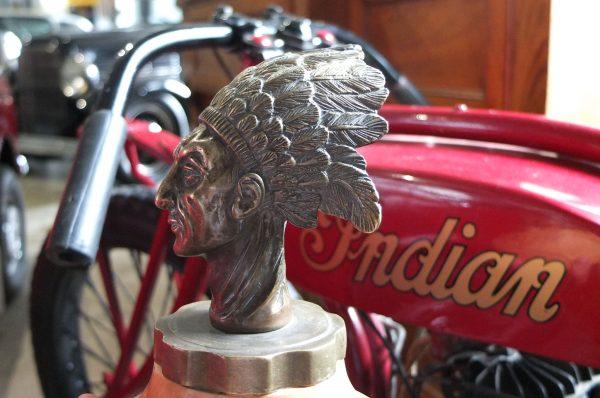 Ruhony Indian Mascot