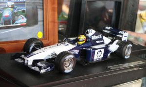 Williams F1 Model Ralf Schumacher
